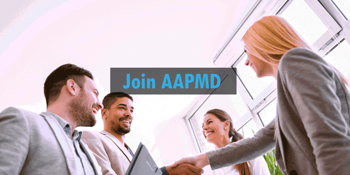Join AAPMD